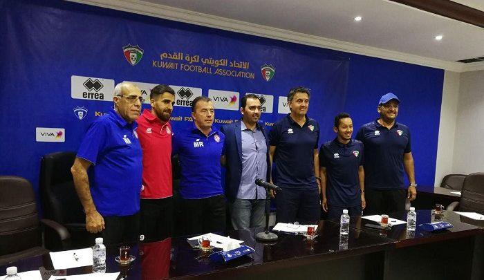 جوزاك ورادولوفيتش يؤكدان أهمية مباراة الكويت ولبنان