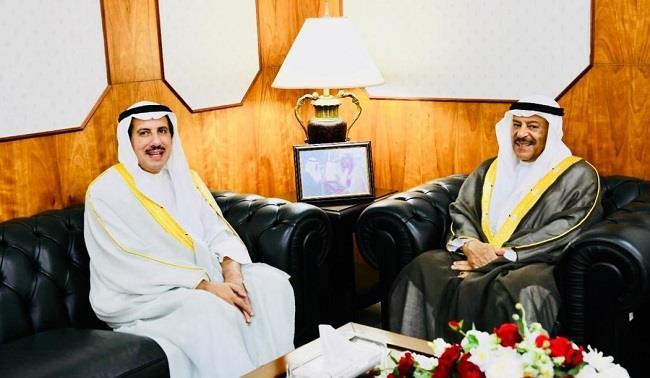 رئيس مجلس الشورى البحريني يشيد بدعم سمو الأمير للتنمية في البحرين