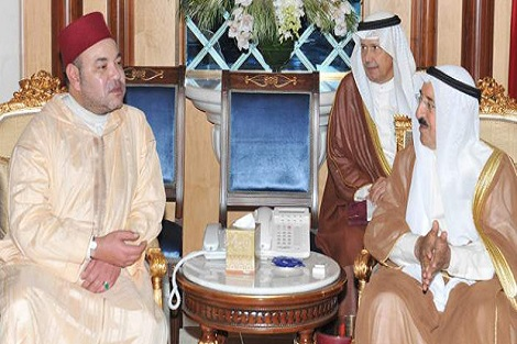 تطابق المواقف والرؤى بین الكویت والمغرب في القضایا الدولیة والإقلیمیة