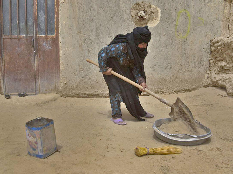 تركيا تزيد ضخ المياه إلى العراق