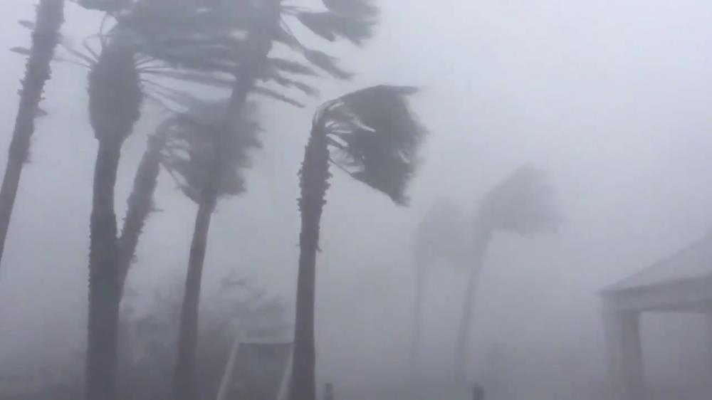 الإعصار «مايكل» يضرب ولاية فلوريدا الأميركية