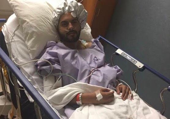 سعودي يحصل على الماجستیر بعد موته سریریاً مدة 9 أشھر إثر تعرضه لحادث مروري