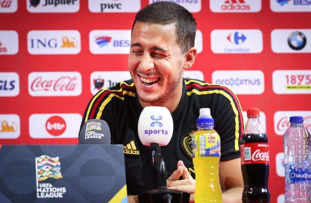 هازار يستبعد انضمامه إلى ريال مدريد في فترة الانتقالات الشتوية
