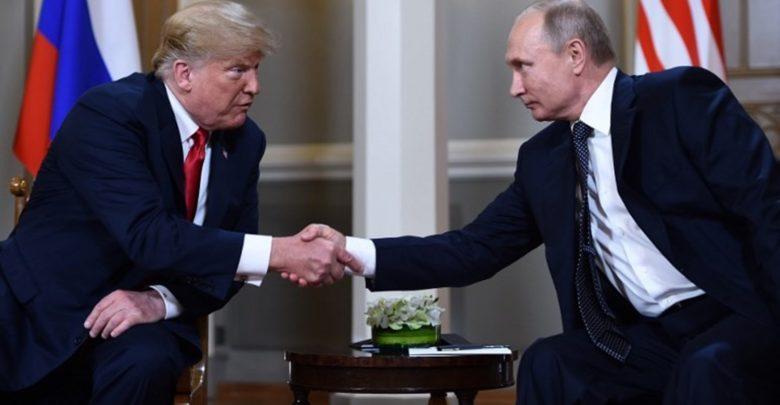 روسيا: بوتين قد يلتقي ترامب في باريس.. 11 نوفمبر