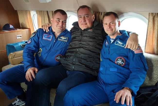 مسؤول روسي: رائدا المركبة «سويوز» سيعودان للفضاء مجددا