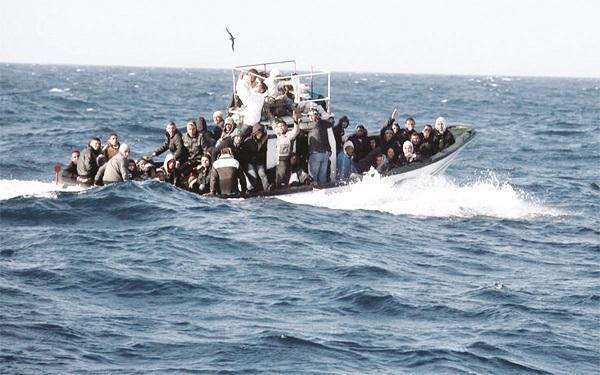 الجزائر: إحباط محاولة 69 شخصاً الهجرة غير الشرعية