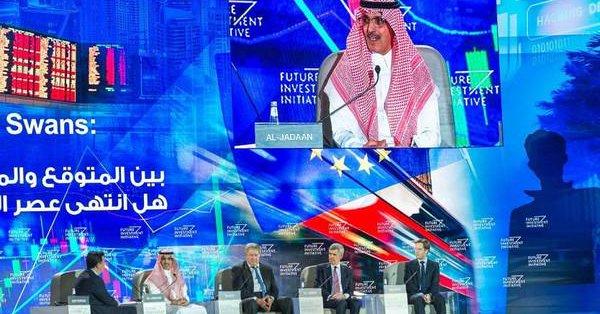 150 متحدثاً عالمياً بـ  مبادرة مستقبل الاستثمار في  السعودية