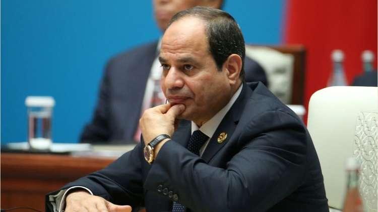 الرئيس المصري يدعو لبدء أعمال لجنة صياغة الدستور السورية