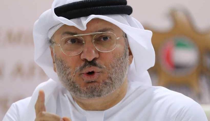 أنور قرقاش :  السعودية أساس الإستقرار والتنمية في المنطقة