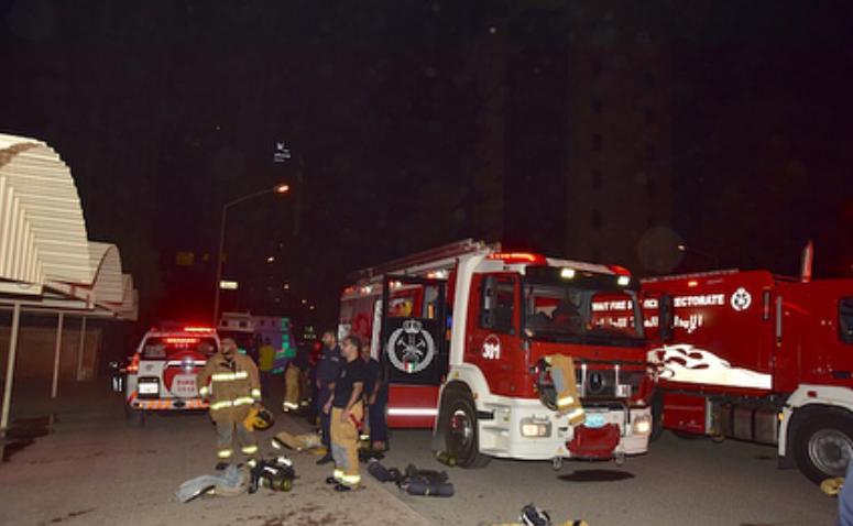انفجار وحريقان وإصابة.. حصيلة عمليات الإطفاء خلال 24 ساعة