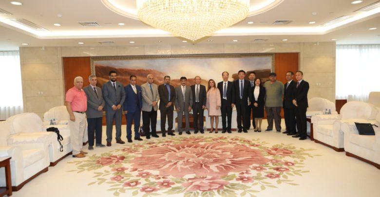 الصين: نتطلع لمرحلة جديدة من التعاون مع الكويت
