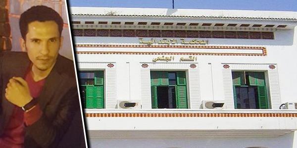 السجن سنتين لمدون مغربي على خلفية احتجاجات تلت مقتل مهاجرة