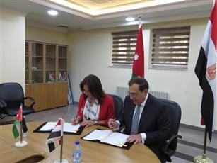 الأردن ومصر.. توقيع مذكرة تفاهم لتعزيز التعاون في مجال الطاقة