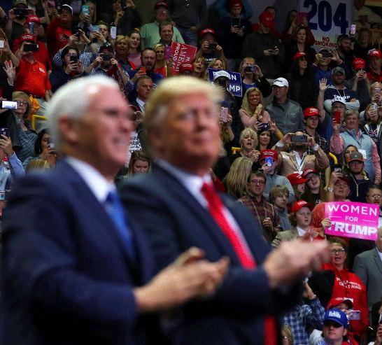 غداً يصدر حكم «الناخب الأميركي» على أداء ترامب الرئاسي