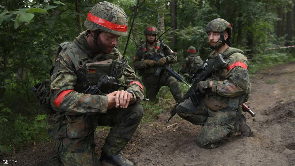الجيش الألماني غير جاهز للحرب