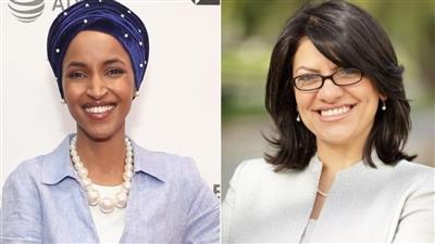 مسلمتان في الكونغرس الأمريكي.. لأول مرة