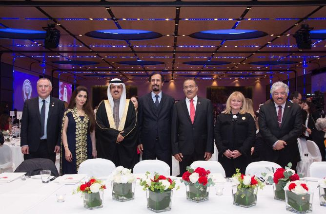 سفيرنا لدى  إيطاليا يثمن مبادرات البحرين لترسيخ قيم الحوار والسلام