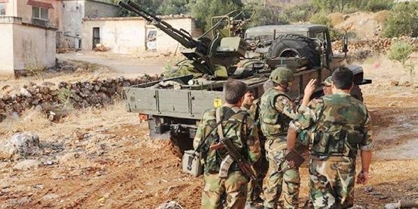 الجيش السوري يعلن تحرير الرهائن الدروز من قبضة «داعش»