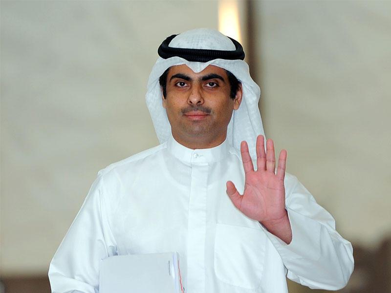 العدساني: سأطرح الثقة بأي وزير بعد إشادة مجلس الوزراء بردود الخرافي
