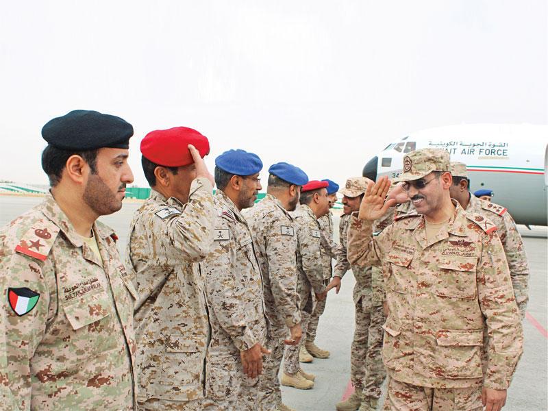القوات اليمنية في عمق الحديدة
