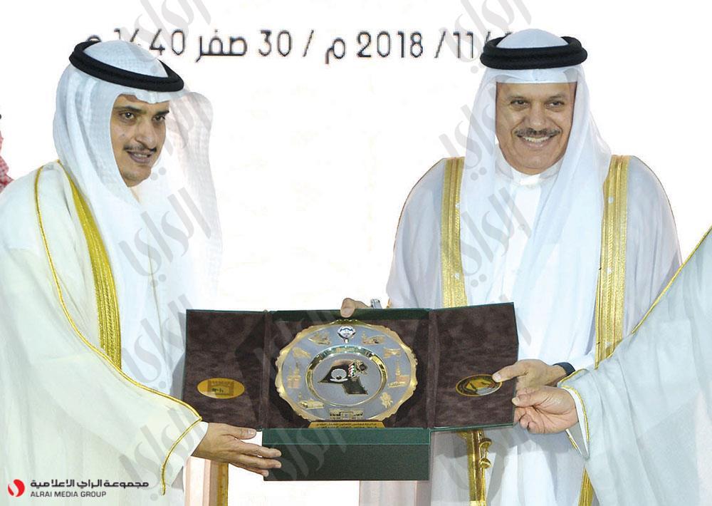المنفوحي يُعيد بلدية الكويت إلى منصات التتويج