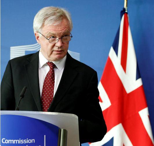 ديفيس: تصويت «العموم البريطاني» ضد «اتفاق الخروج»... امر محتمل