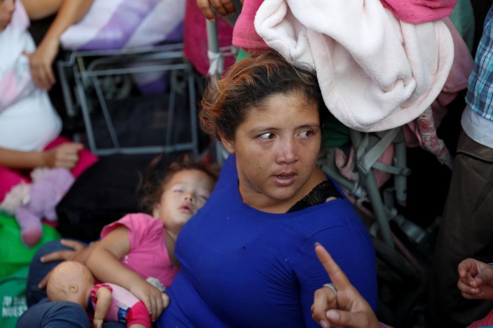 الولايات المتحدة تعلّق منح اللجوء لمن يعبرون الحدود بطريقة غير شرعية