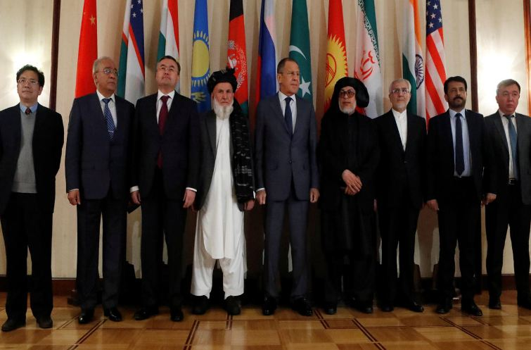 اجتماع دولي في موسكو يبحث سبل إحلال السلام في أفغانستان