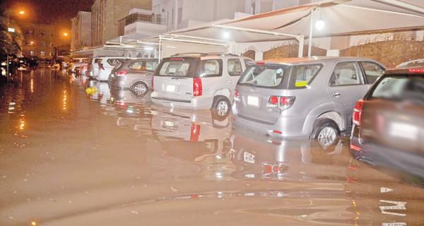 أمطار الجمعة.. «بروفة» للاختبار الكبير