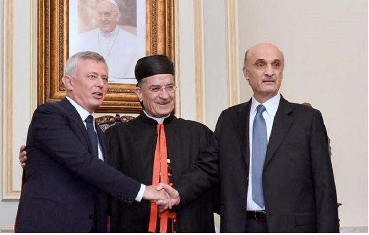 مصالحة تاريخية بين جعجع وفرنجية تطوي نزاعاً مسيحياً عمره 40 عاماً