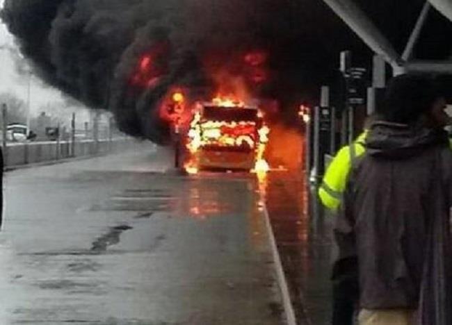 42 قتيلا على الأقل في حريق بحافلة في زيمبابوي