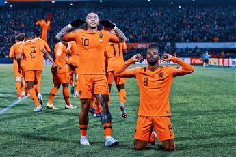 هولندا تسُقط فرنسا للمرة الأولى بدوري الأمم الأوروبية