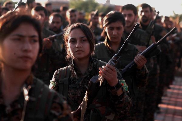 «سورية الديموقراطية» تتقدم داخل بلدة هجين في الشرق
