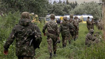 الجيش الجزائري: اكتشاف مخزن أسلحة يحتوي على صواريخ «جو-أرض»