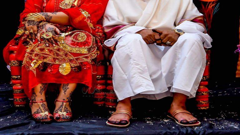 سودانية تتزوج من رجلين في آن واحد 