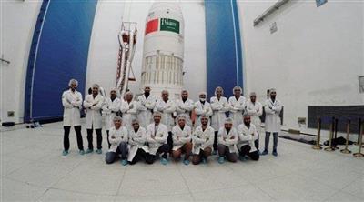 السعودية: إطلاق أول قمرين صناعيين من صنع محلي