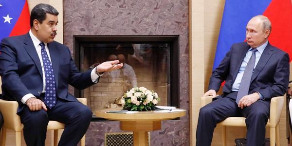 روسيا تدعم اقتصاد فنزويلا باستثمارات بقيمة 6 مليارات دولار