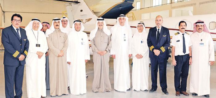 رحلات «الكويتية» من المطار الجديد
