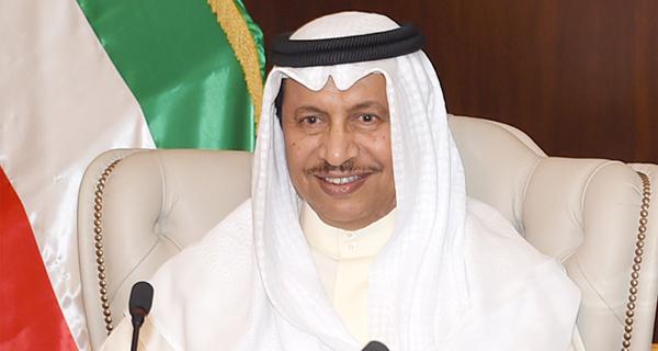 الحكومة: استجواب المبارك غير دستوري