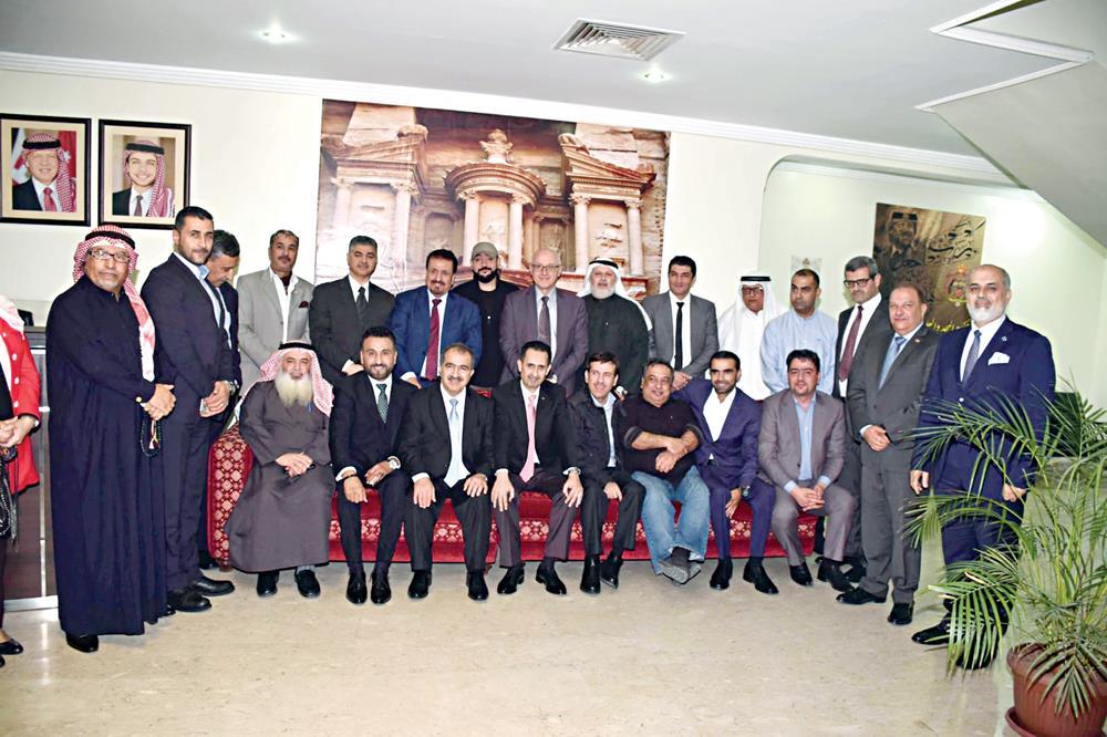 السفير أبوشتال: للجالية الأردنية بصمات جليّة في الكويت