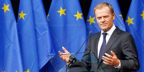 توسك يدعو إلى قمة أوروبية حول «بريكست» الخميس: لا تفاوض مجددا مع لندن