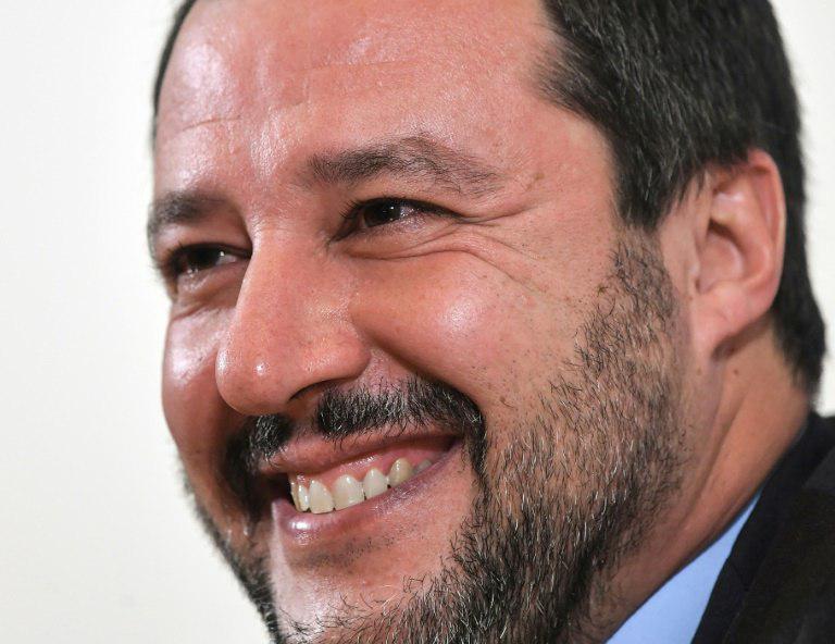 زعيم اليمين المتطرف في إيطاليا يهاجم ماكرون قبيل خطاب مرتقب