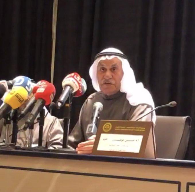 احمد السعدون في ندوة البدون بكلية الحقوق: كل الكويتيين معروفة (أصولهم) فلماذا يُطارد البدون على أصولهم ؟