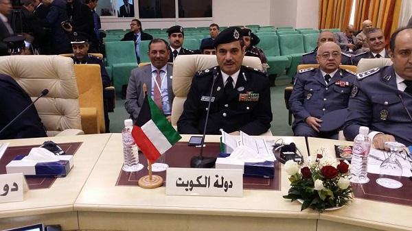 الزعبي: اتفاق عربي لتوحيد «مدونة سلوك الشرطي»