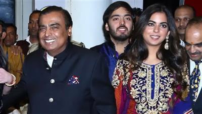 حفل زفاف هندي بـ 145 مليون دولار
