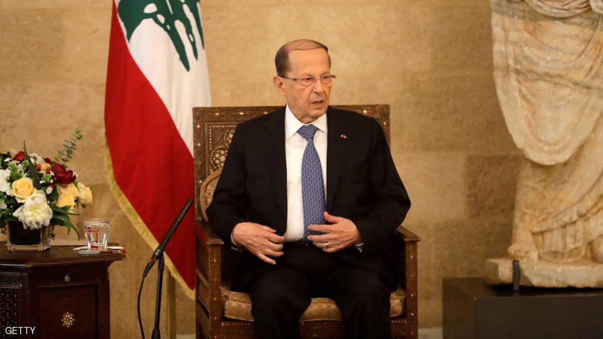 عون: نتائج جهود تشكيل الحكومة اللبنانية ستظهر خلال يومين