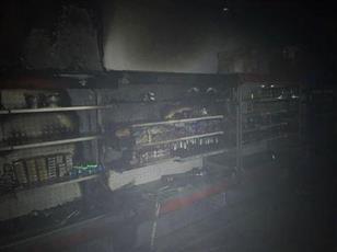 «الإطفاء»: إخماد حريق سرداب بمجمع تجاري في حولي