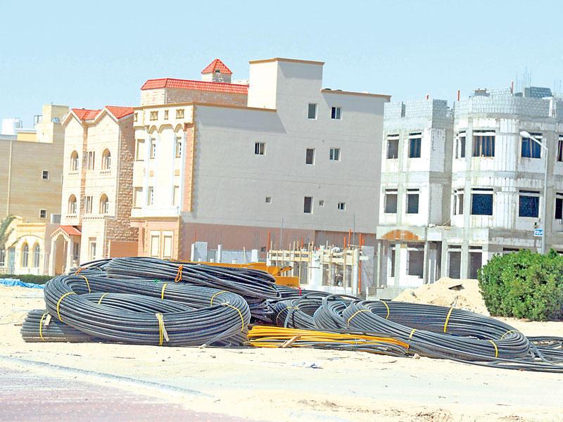 استقرار الطلبات يحافظ على أسعار مواد البناء في 2019