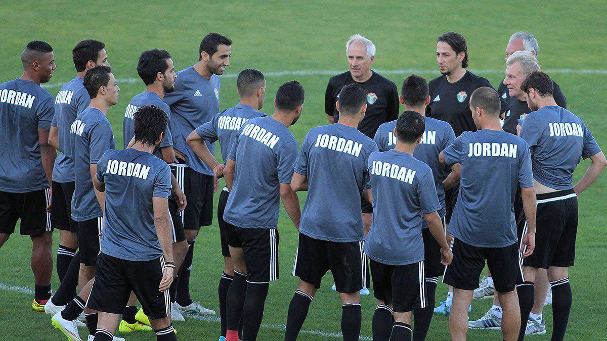 قبل مواجهة سوريا.. مدرب الأردن: فزنا على حامل اللقب