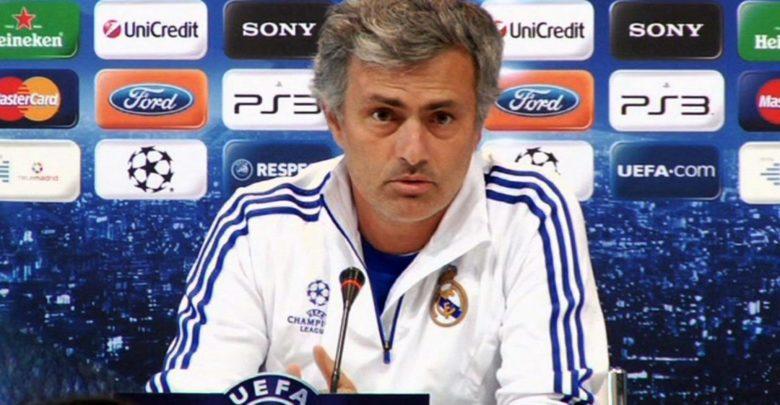 مورينيو جاهز لقيادة ريال مدريد